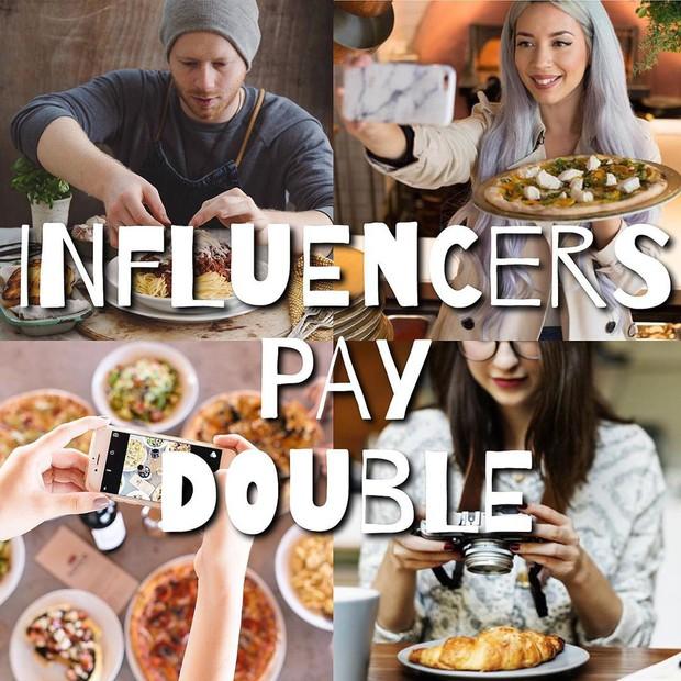 Bực mình vì bị xin xỏ để đổi lấy review tốt, chủ hãng kem quyết định bán giá gấp đôi cho bất kì influencer nào tới ăn chùa - Ảnh 3.