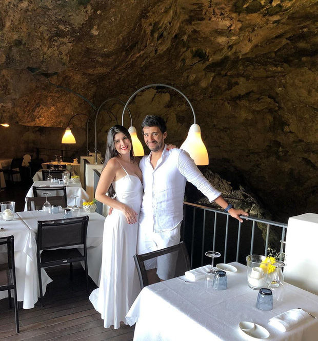 Nhà hàng trong hang động lãng mạn nhất nước Ý: Có khả năng gây mê cao cho bất kì cặp đôi nào hẹn hò tại đây - Ảnh 12.