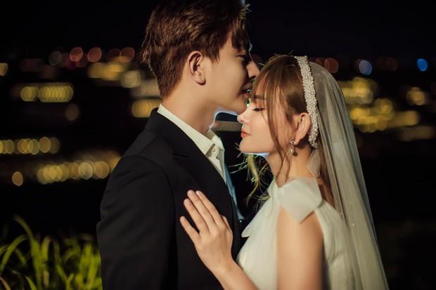 Trọn bộ ảnh cưới đẹp long lanh của Thu Thủy và ông xã kém 10 tuổi trước ngày trọng đại - Ảnh 10.