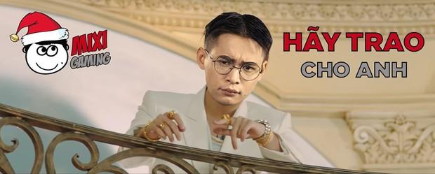 Sơn Tùng M-TP ra mắt MV Hãy Trao Cho Anh, không hiểu vì sao Độ Mixi là cái tên bị troll nhiều nhất làng game! - Ảnh 4.