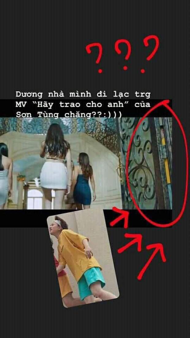 Dương Về nhà đi con xuất hiện trong MV Hãy trao cho anh của Sơn Tùng: Nghe thì thấy sai sai nhưng lại cứ là hợp lý! - Ảnh 3.