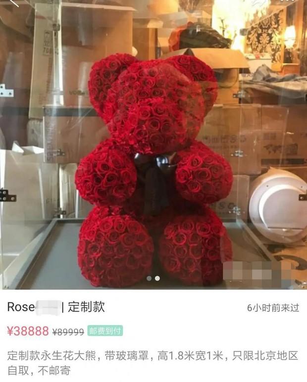 Vừa chia tay, Phạm Băng Băng đã bán gấp món quà tình yêu Lý Thần dành tặng trên web chuyên đồ second-hand - Ảnh 4.