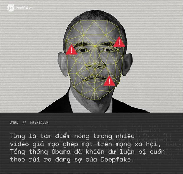 Ác mộng mới mang tên Deepfake: Giả mạo ghép ảnh phụ nữ khoả thân, tương lai Internet sẽ đáng sợ đến nhường nào? - Ảnh 5.