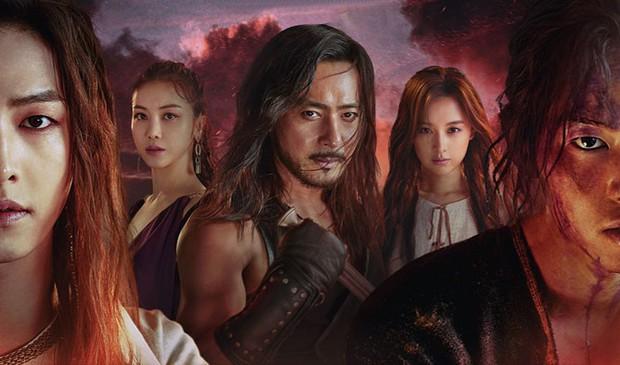 Rating của Game of Thrones Châu Á tụt nhẹ sau phốt của Song Joong Ki, thua phi công Jung Hae In ở điểm này - Ảnh 1.