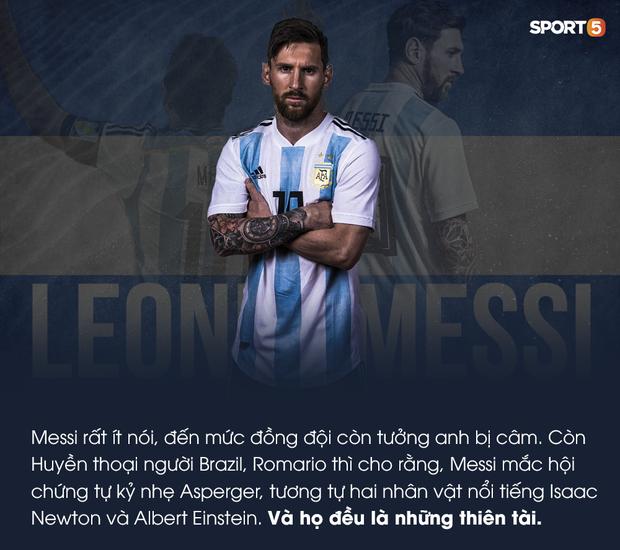 Chuyện lúc 0h: Vì sao Lionel Messi sẽ không bao giờ vô địch cùng Argentina, hay bi kịch của một thiên tài - Ảnh 2.