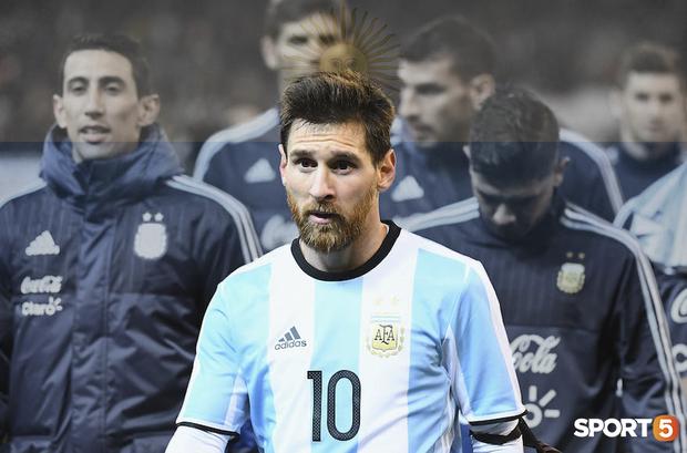 Chuyện lúc 0h: Vì sao Lionel Messi sẽ không bao giờ vô địch cùng Argentina, hay bi kịch của một thiên tài - Ảnh 4.