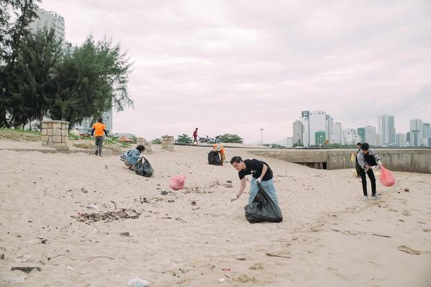 Nghệ sĩ Vbiz xuống đường gom rác, chung tay vì môi trường: Khi những cánh tay nhỏ hợp sức thành việc lớn! - Ảnh 3.