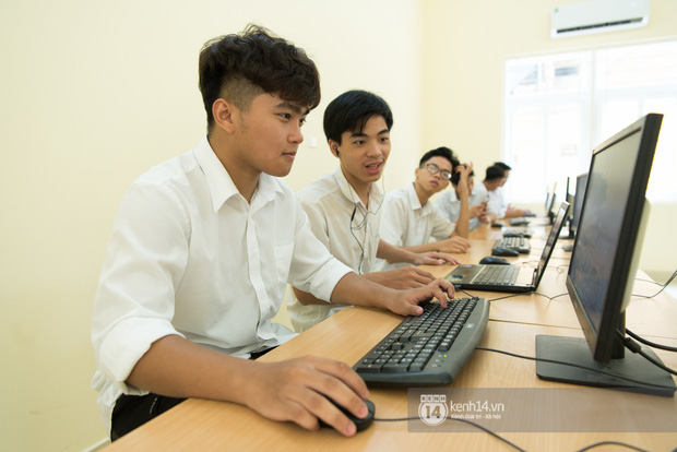 Xuất hiện ngôi trường cấp 3 công lập cao nhất Hà Nội, siêu đẹp và hiện đại với vô vàn góc sống ảo xịn sò - Ảnh 8.
