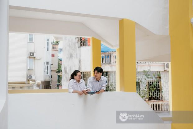 Xuất hiện ngôi trường cấp 3 công lập cao nhất Hà Nội, siêu đẹp và hiện đại với vô vàn góc sống ảo xịn sò - Ảnh 18.
