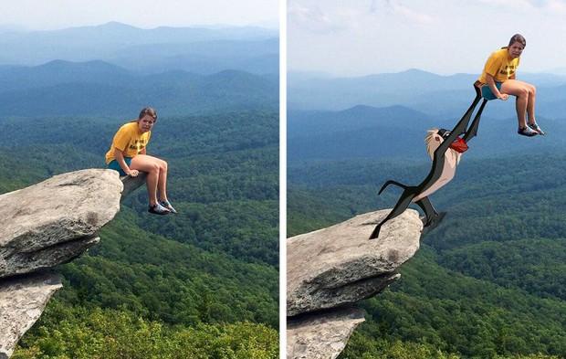 15 pha Photoshop ảo diệu chứng tỏ độ mặn của cư dân Reddit: Đáng yêu, nghiêm túc, lầy lội đủ cả - Ảnh 1.