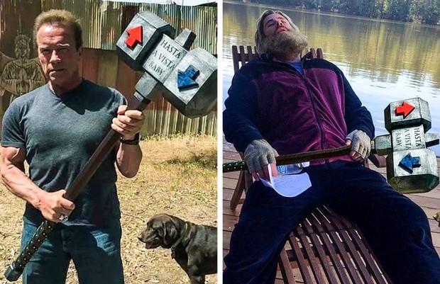15 pha Photoshop ảo diệu chứng tỏ độ mặn của cư dân Reddit: Đáng yêu, nghiêm túc, lầy lội đủ cả - Ảnh 9.