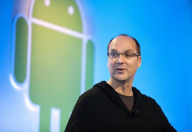 """""""Cha đẻ Android"""" bị cáo buộc điều hành đường dây tình dục - Ảnh 1."""