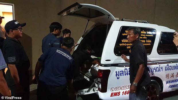 Cụ ông 77 tuổi đột tử trong rạp sau khi xem phim búp bê kinh dị Annabelle ở Thái Lan - Ảnh 1.