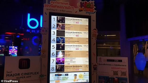 Cụ ông 77 tuổi đột tử trong rạp sau khi xem phim búp bê kinh dị Annabelle ở Thái Lan - Ảnh 2.