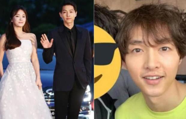 Truyền thông Trung nghi ngờ Song Hye Kyo gầy rộc, Song Joong Ki rụng tóc xơ xác là chiêu trò khơi gợi lòng thương của cặp đôi - Ảnh 3.