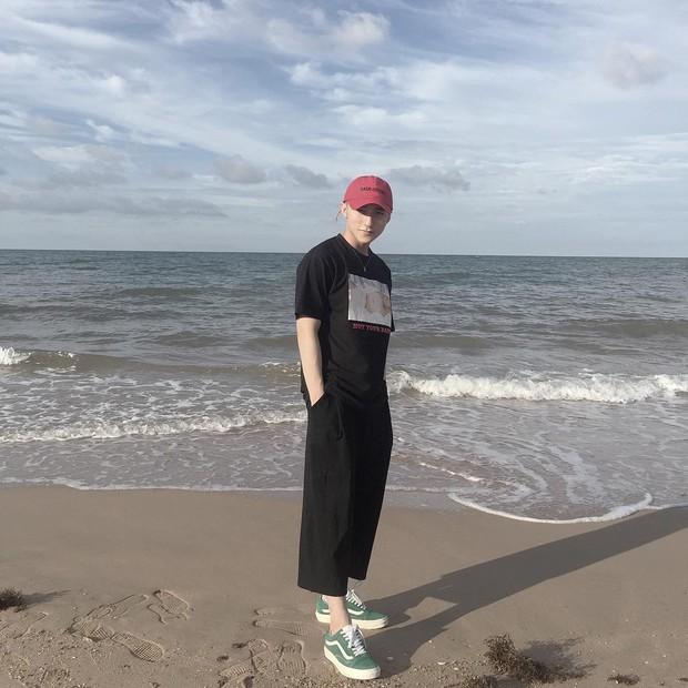 Soi từ A-Z gout du lịch và chụp ảnh của Sơn Tùng M-TP: Cực thích đi biển, chụp streetstyle và quan trọng nhất chính là điều này! - Ảnh 4.