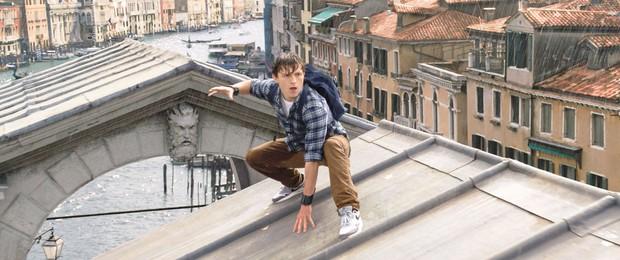Spider-man: Far From Home – Mê Nhện Tom Holland và mệt vì Jake Gyllenhaal - Ảnh 3.