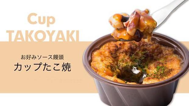 Hết nước tương không màu, người Nhật nghĩ ra cả Takoyaki không dính răng giúp phái nữ duyên dáng 24/7 - Ảnh 2.