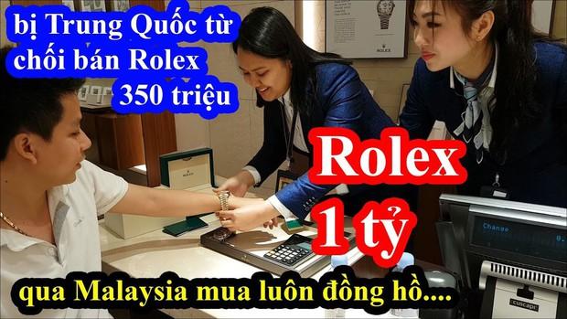 """Khoa Pug và những lần """"chi tiền tấn"""" khi đi du lịch: Chịu chơi nhất là lần mua đồng hồ Rolex gần 1 tỷ! - Ảnh 3."""
