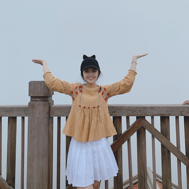 Được Duy Mạnh khen hợp với trang phục người H'Mông, Quỳnh Anh đáp lại bằng câu nói phũ phàng: Lên Sapa ở luôn đây - Ảnh 3.