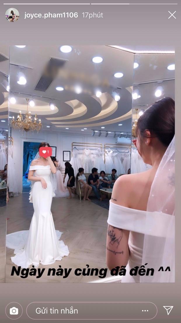 Ái nữ sinh năm 1999 đăng ảnh diện váy cưới, lẽ nào đại gia Minh Nhựa sắp lên chức bố vợ ở tuổi 36! - Ảnh 2.