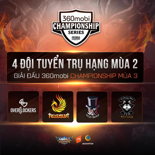 Mobile Legends: Bang Bang lộ diện 8 đội tuyển tham gia 360mobi Championship Series mùa 3, tranh vé dự SEA Games 30 - Ảnh 5.