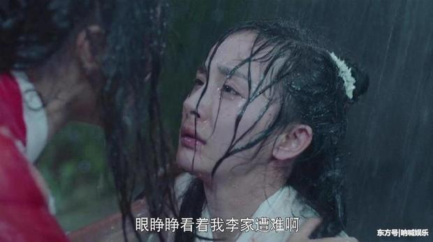 Thử thách nhan sắc dưới mưa của dàn sao Cbiz: Người đẹp đến nao lòng, kẻ nhếch nhác với mái tóc phản chủ - Ảnh 13.