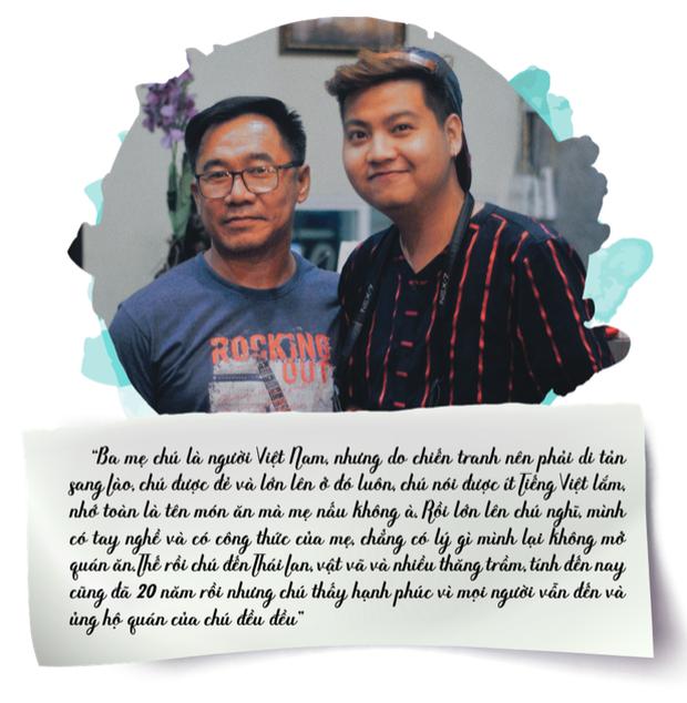 """Từ Chiềng Mai đến Chiang Mai: chàng trai top 10 Here We Go 2019 tìm thấy hương vị quê nhà quá đỗi quen thuộc giữa """"đoá hồng phương Bắc"""" Thái Lan - Ảnh 11."""