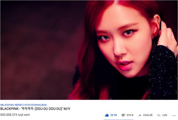 BLACKPINK gia tăng cách biệt với BTS nhờ MV Ddu-du Ddu-du đạt cột mốc kỷ lục lượt xem mới trên YouTube  - Ảnh 1.