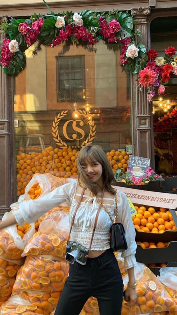 Mặc dù Lisa selfie cùng churros giữa Stockholm (Thuỵ Điển), nhưng hoá ra đó lại là món ăn đường phố nổi tiếng ở một nơi… chẳng liên quan gì - Ảnh 4.