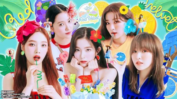 Red Velvet: Lúc debut tưởng như có tất cả, sau 5 năm lại lép vế hẳn so với TWICE và BLACKPINK, vì đâu nên nỗi? - Ảnh 11.