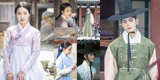 Tưởng sẽ làm bà cô ế chồng đến già, ai ngờ 2 thiếu nữ phim Hàn này húp trọn được cả hoàng tử trong mơ! - Ảnh 2.