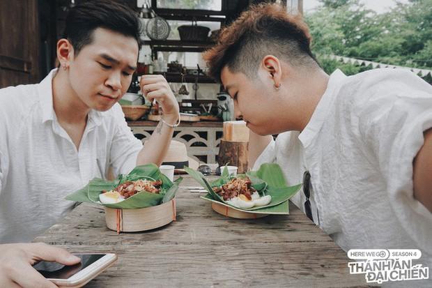 """Từ Chiềng Mai đến Chiang Mai: chàng trai top 10 Here We Go 2019 tìm thấy hương vị quê nhà quá đỗi quen thuộc giữa """"đoá hồng phương Bắc"""" Thái Lan - Ảnh 7."""