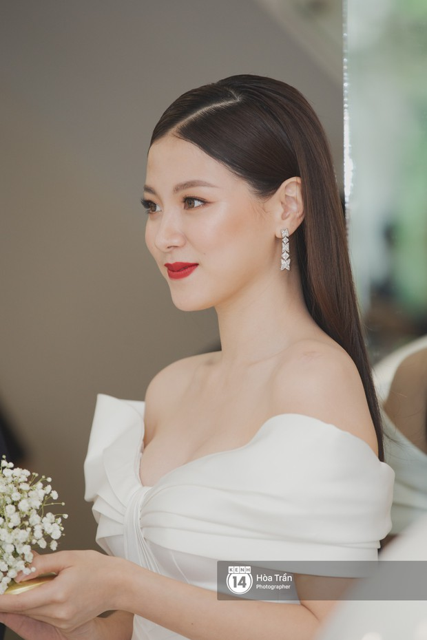 Baifern Chiếc lá bay đẹp không góc chết đọ sắc cùng mẹ bầu Lan Khuê, Jolie Nguyễn trong sự kiện tại Việt Nam - Ảnh 4.