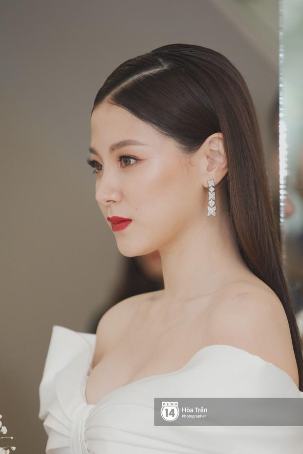 Baifern Chiếc lá bay đẹp không góc chết đọ sắc cùng mẹ bầu Lan Khuê, Jolie Nguyễn trong sự kiện tại Việt Nam - Ảnh 3.