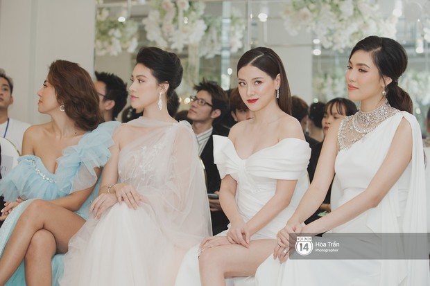 Baifern Chiếc lá bay đẹp không góc chết đọ sắc cùng mẹ bầu Lan Khuê, Jolie Nguyễn trong sự kiện tại Việt Nam - Ảnh 8.