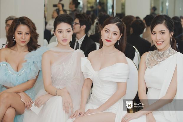 Baifern Chiếc lá bay đẹp không góc chết đọ sắc cùng mẹ bầu Lan Khuê, Jolie Nguyễn trong sự kiện tại Việt Nam - Ảnh 6.