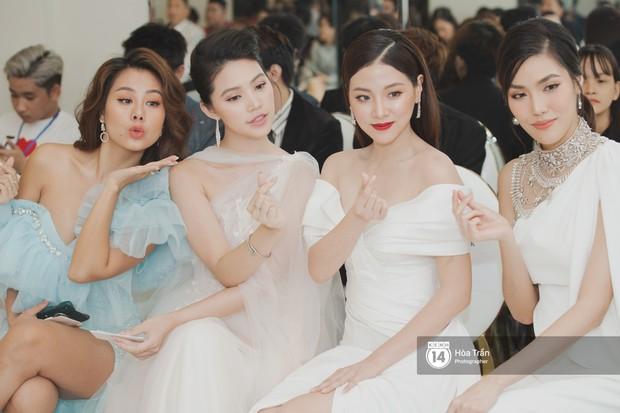 Baifern Chiếc lá bay đẹp không góc chết đọ sắc cùng mẹ bầu Lan Khuê, Jolie Nguyễn trong sự kiện tại Việt Nam - Ảnh 20.