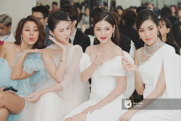 Baifern Chiếc lá bay đẹp không góc chết đọ sắc cùng mẹ bầu Lan Khuê, Jolie Nguyễn trong sự kiện tại Việt Nam - Ảnh 19.