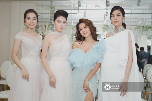 Baifern Chiếc lá bay đẹp không góc chết đọ sắc cùng mẹ bầu Lan Khuê, Jolie Nguyễn trong sự kiện tại Việt Nam - Ảnh 16.