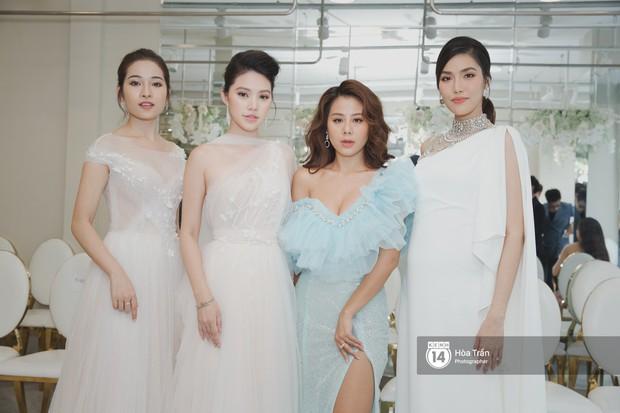 Baifern Chiếc lá bay đẹp không góc chết đọ sắc cùng mẹ bầu Lan Khuê, Jolie Nguyễn trong sự kiện tại Việt Nam - Ảnh 15.
