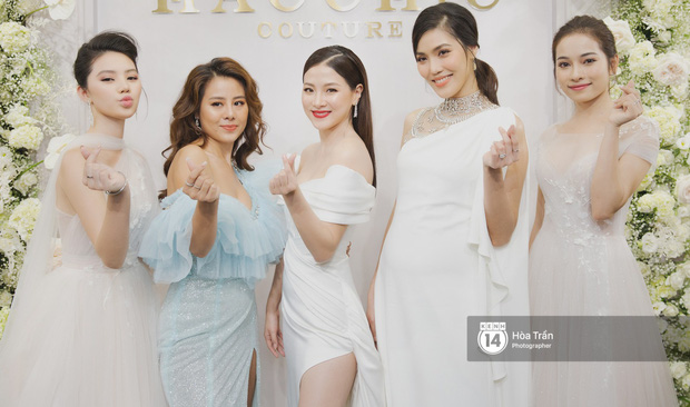 Baifern Chiếc lá bay đẹp không góc chết đọ sắc cùng mẹ bầu Lan Khuê, Jolie Nguyễn trong sự kiện tại Việt Nam - Ảnh 17.