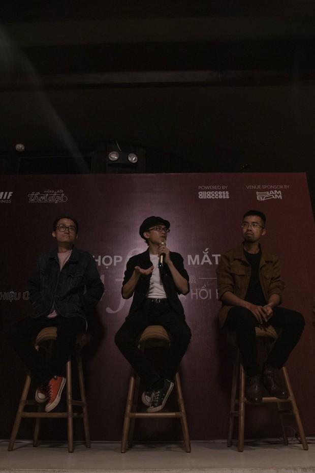 Band nhạc Cá Hồi Hoang: Sợ suy nghĩ indie tuỳ hứng, muốn làm nhạc chỉn chu và gắn cả đời với âm nhạc - Ảnh 2.