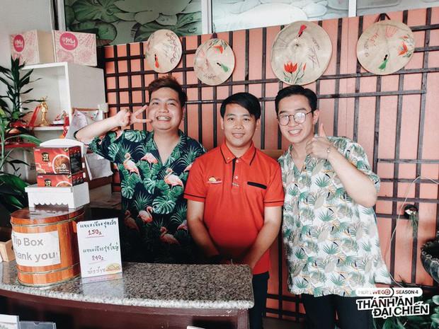 """Từ Chiềng Mai đến Chiang Mai: chàng trai top 10 Here We Go 2019 tìm thấy hương vị quê nhà quá đỗi quen thuộc giữa """"đoá hồng phương Bắc"""" Thái Lan - Ảnh 10."""