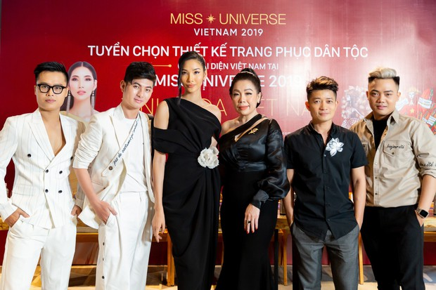 Chính thức lộ diện Top 3 Quốc phục dành cho Hoàng Thùy mang đến Miss Universe 2019 - Ảnh 1.