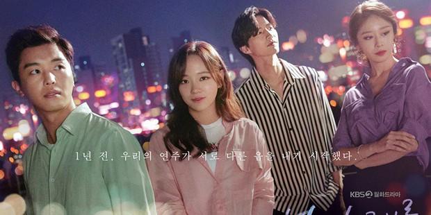 Trở lại màn ảnh sau 5 năm, Ji Yeon (T-ara) đóng vai phụ mà đẹp hết phần thiên hạ, đàn em vai chính chặt không lại - Ảnh 1.