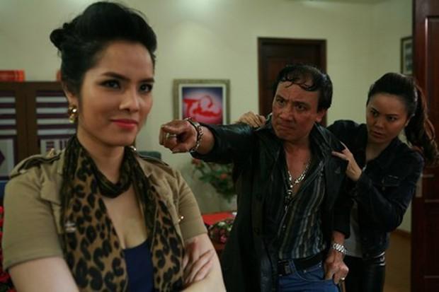 5 vai diễn để đời của tiểu tam đời thực Kiều Thanh: Nàng Trà Cave bất hủ cho tới phản diện chuẩn mực của truyền hình Việt - Ảnh 2.