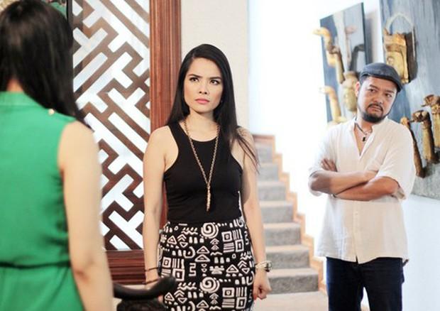 5 vai diễn để đời của tiểu tam đời thực Kiều Thanh: Nàng Trà Cave bất hủ cho tới phản diện chuẩn mực của truyền hình Việt - Ảnh 4.