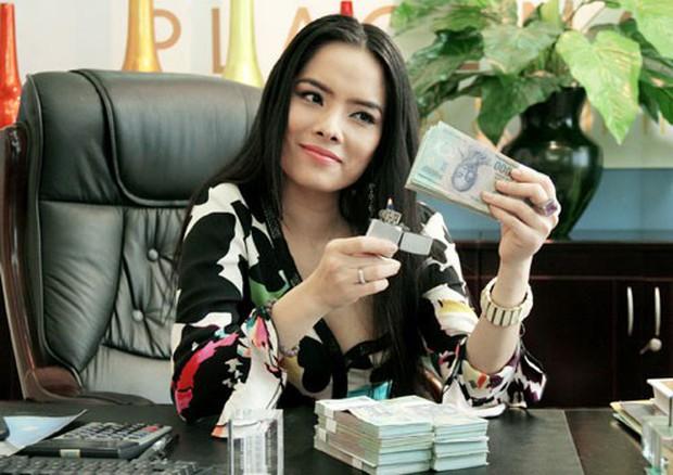 5 vai diễn để đời của tiểu tam đời thực Kiều Thanh: Nàng Trà Cave bất hủ cho tới phản diện chuẩn mực của truyền hình Việt - Ảnh 5.