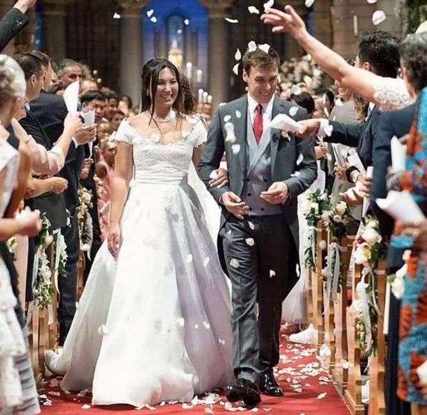 Cô gái Pháp gốc Việt trở thành nàng dâu Hoàng gia Monaco - Ảnh 2.